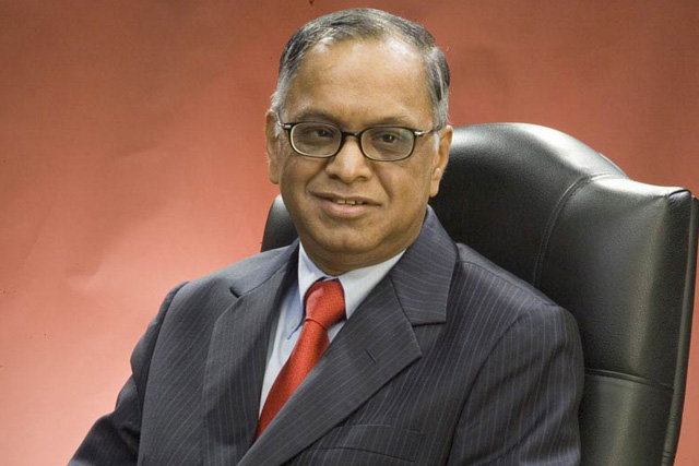 Narayana Murthy Biography