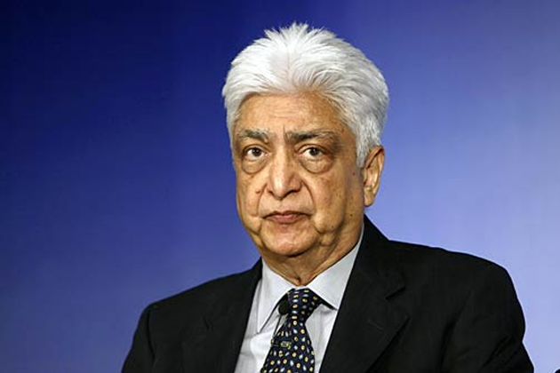 Azim Hashim Premji- The Chairman of the Wipro Limited