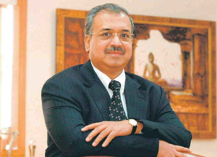 Dilip Shanghvi- Founder and managing director of Sun Pharmaceuticals