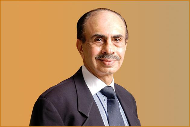 Adi Burjorji Godrej-Chairman of the Godrej Group