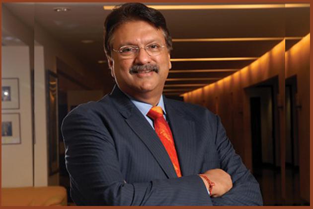 Ajay Piramal-  The Chairman of Pratham  and The Piramal Group