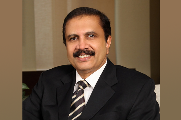 Azad Moopen-Chairman and Managing Director of Aster DM Healthcare