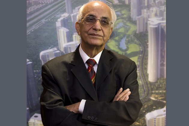 Ramesh Chandra-Founder of the Unitech, an Indian Real Estate Company