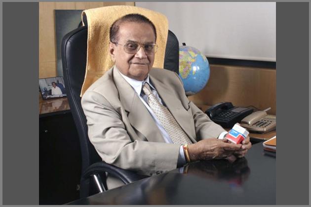 Samprada Singh-Founder and the Chairman of Alkem Laboratories