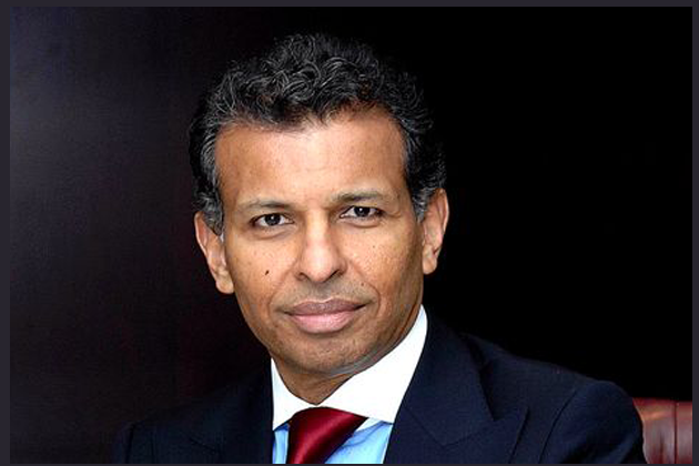 Sunny Varkey-Founder and Chairman of the Global Education Management Systems Education (GEMS)