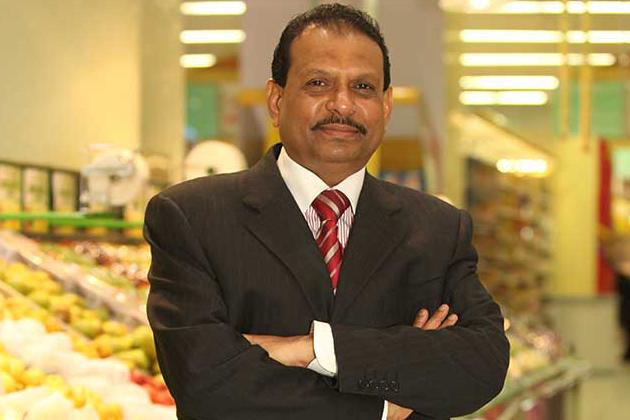 M.A. Yusuff Ali-The Managing Director of EMKE LuLu Group