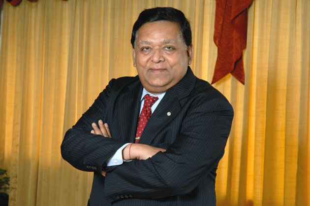 A.M.Naik-The Group Executive Chairman of Larsen & Toubro Ltd
