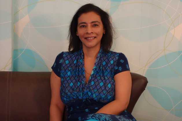 ArunaJayanthi-CEO of Capgemini, India & Chairperson of Board of Governors of NIT Calicut