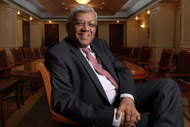 Deepak Parekh-The Chairman of HDFC