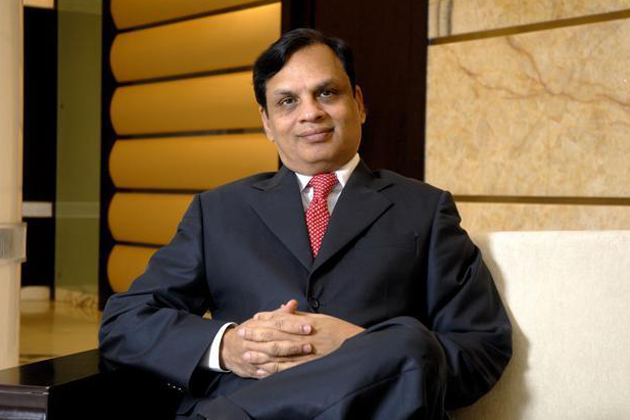Venugopal N Dhoot-The Chairman and Managing Director of Videocon Industries Ltd