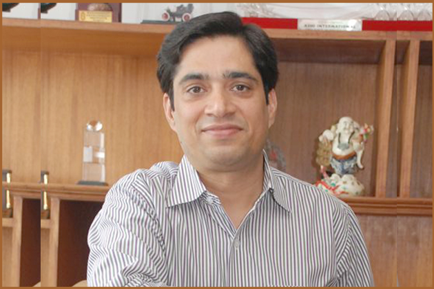 Kunwer Sachdev-The Founder and Managing Director of Su-kam Power Systems Ltd