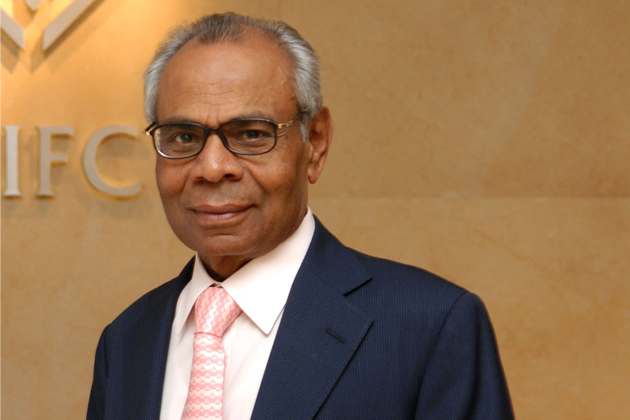 S P Hinduja - The Chairman of the Hinduja Group of Companies